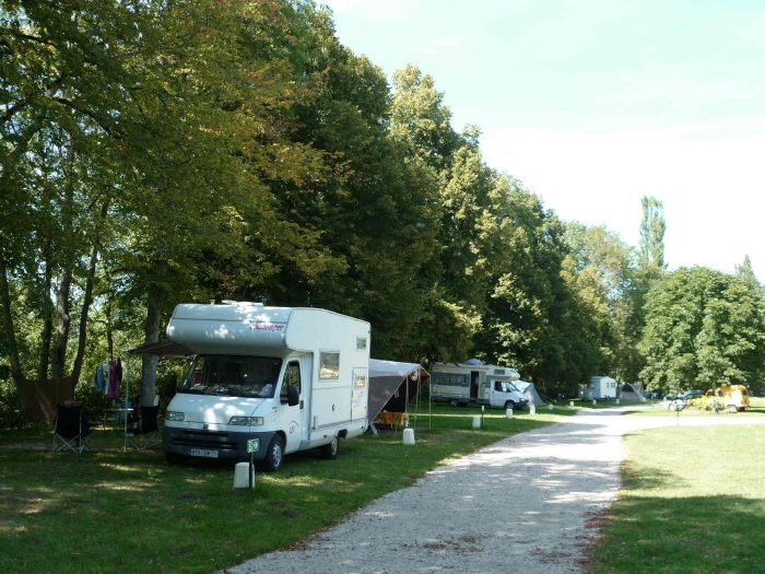 Camping d'Arcy-sur-Cure