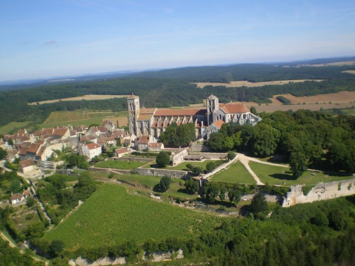 Copyright OT Vézelay hélico