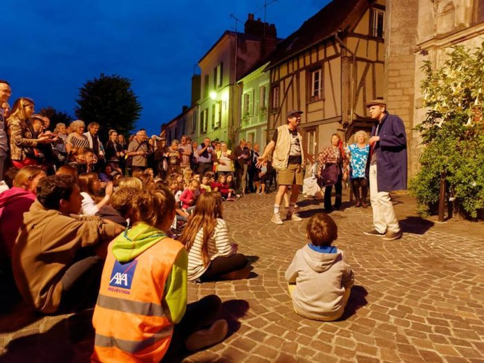 Les Nuits Maillotines – Copyright OT Joigny – RP