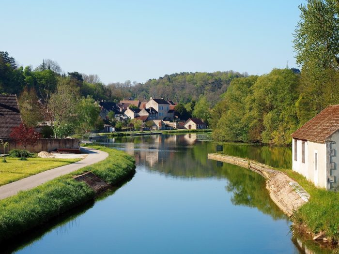 Mailly-la-Ville – canal2 – G. Gobry