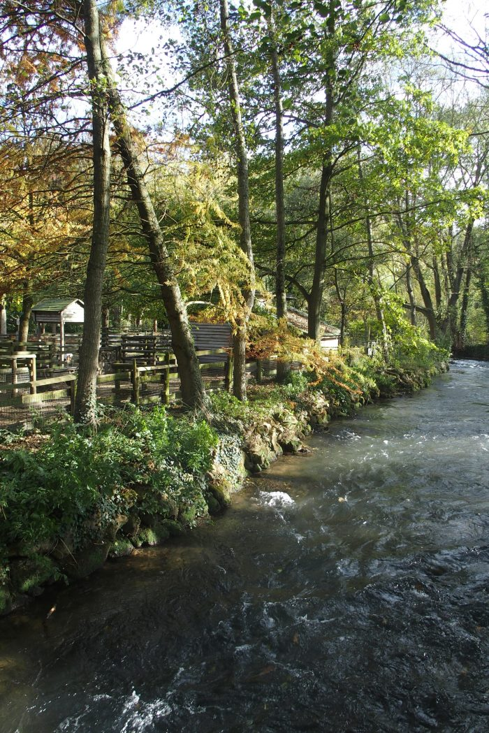 Le Parc du Moulin à Tan