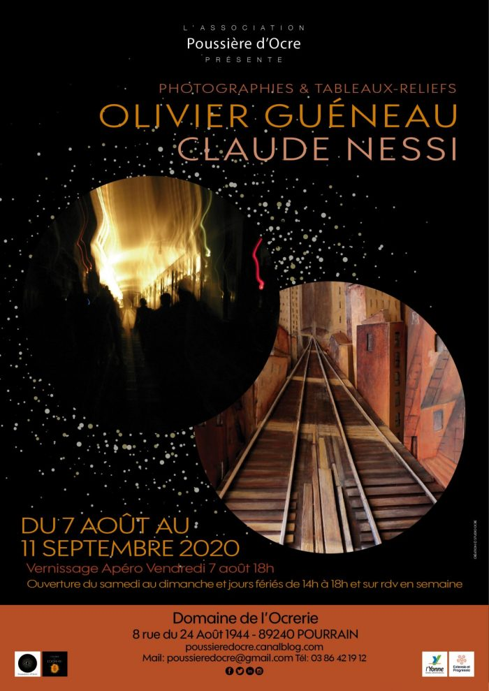 Expo Photographies & Tableaux-Reliefs 2020